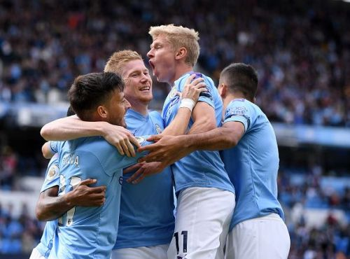 Manchester City travel to Norwich on Saturday