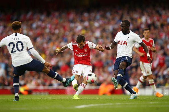 Dani Ceballos has been critical for Arsenal.