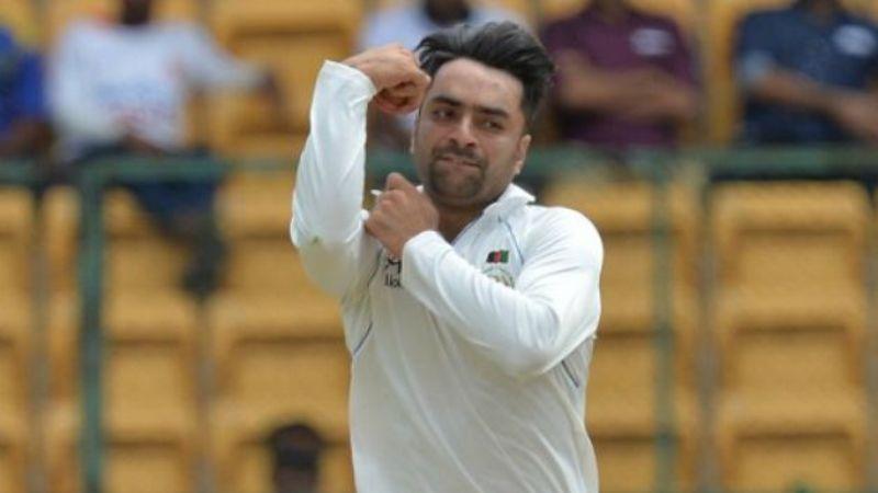 राशिद खान बने टेस्ट क्रिकेट इतिहास के सबसे युवा कप्तान