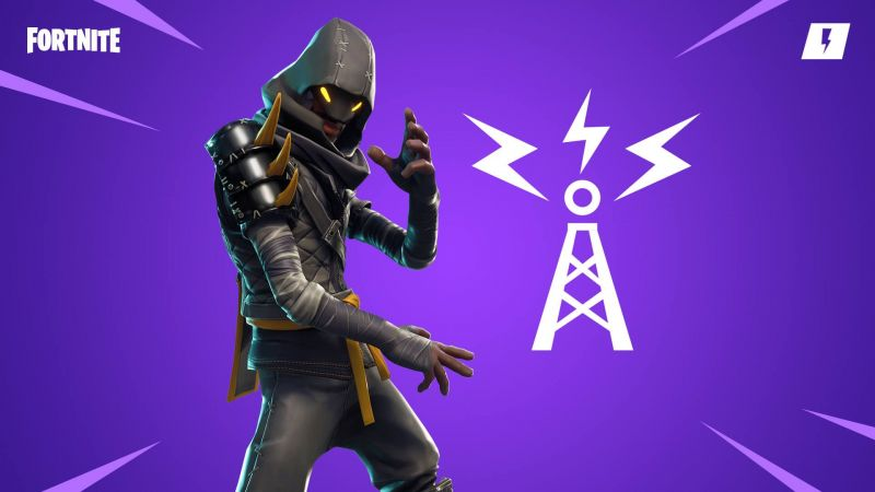 The Cloaked Star(Image credit: Epic Games)