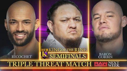 किंग ऑफ रिंग टूर्नामेंट