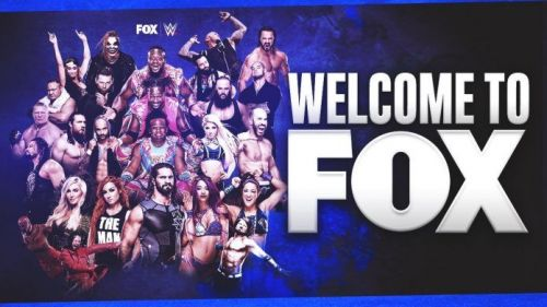 WWE SmackDown is coming to FOX Sports