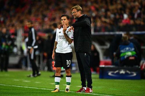 Spartak Moskva v Liverpool FC - UEFA Champions League