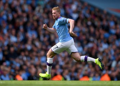 De Bruyne has been brilliant for Manchester City