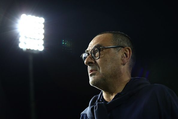 Maurizio Sarri will have to make key decisions regarding the squad ahead of the  SPAL