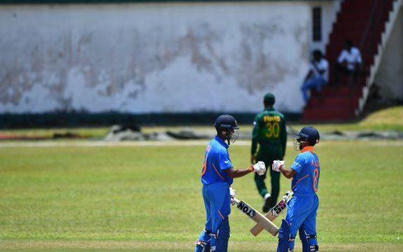 भारतीय अंडर 19 टीम की लगातार दूसरी जीत (फोटो - ACC Twitter)