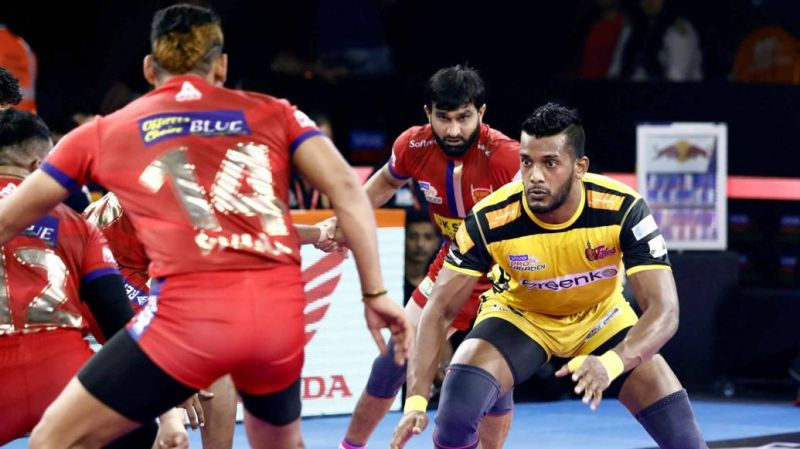 Siddharth Desai is back in the top raiders list of PKL 2019