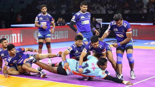 Haryana Steelers have never lost to the Bengal Warriors in PKL history
