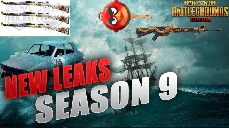 PUBG News: PUBG Mobile Season 9 leaks suggest Kar98 skin