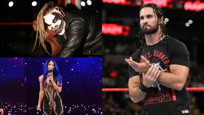 Why did Seth Rollins deactivate his Twitter account?