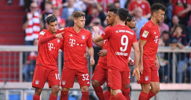 Bayern Munich are the seven-time defending Bundesliga champions