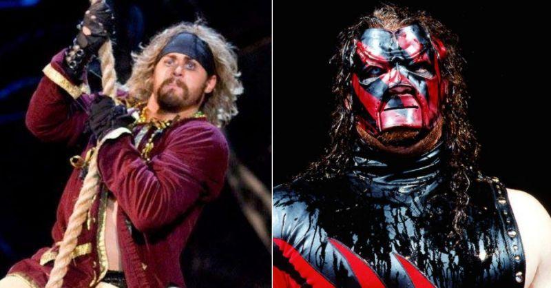 Both Paul Burchill and Kane