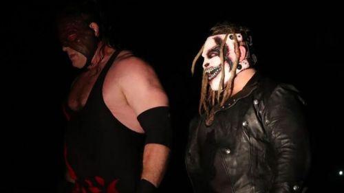 Bray Wyatt attacked Kane on Raw