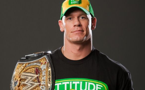 John Cena: A record 13 time WWE Champion
