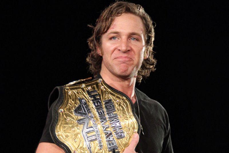 Chris Sabin is a former TNA World Heavyweight Champion