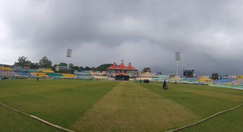पहले टी20 मैच में बारिश का साया
