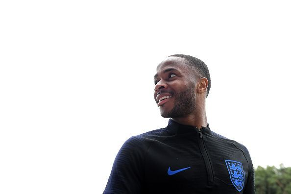 Raheem Sterling could play a crucial role for England