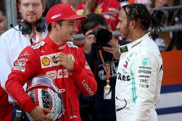 F1 Grand Prix of Russia - a daunting Leclerc vs Hamilton battle on the cards