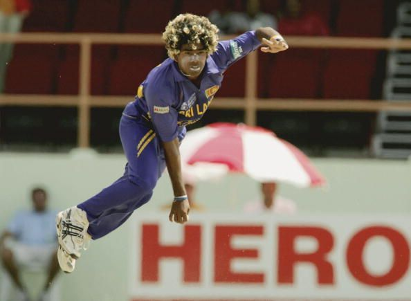 Lasith Malinga is the only player in the world with five international hat-tricks.
