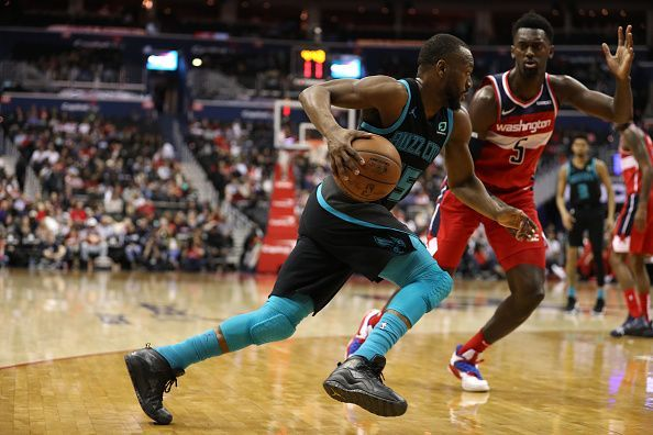 Kemba Walker consistently put up big numbers for the Charlotte Hornets