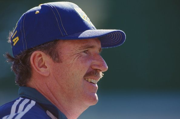 File Photo: Allan Border