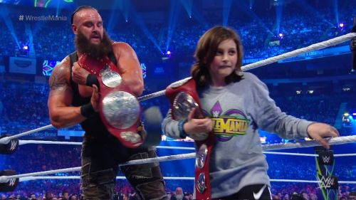 The youngest champion in WWE History