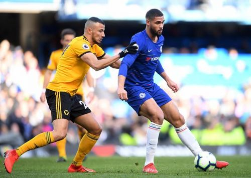 Loftus-Cheek scored at the Molineux the last time Chelsea visited, but they let the lead slip for a 2-1 Wolves win