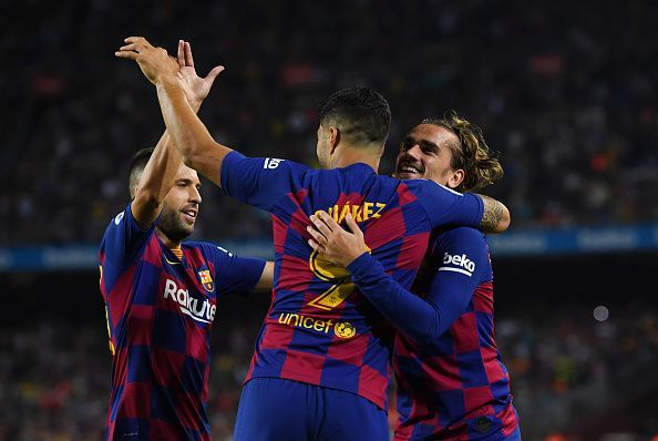 Can Barcelona bag their first away win of the campaign?