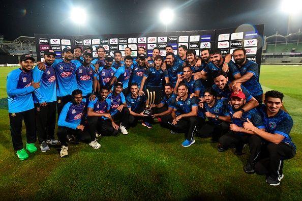 बांग्लादेश-अफगानिस्तान फाइनल मैच रद्द