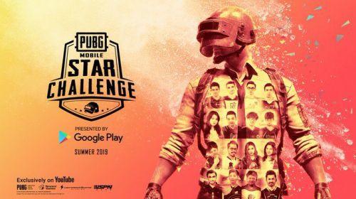 PUBG Mobile Star Challenge (Image Source: VSPN Twitter)