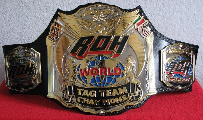 Ring of Honour (ROH) World Tag Team Championship