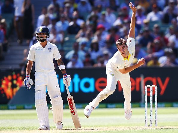 Australia v India - 3rd Test: Day 1