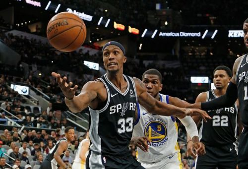 Dante Cunnigham spent last season with the San Antonio Spurs having previously spent time in Brooklyn