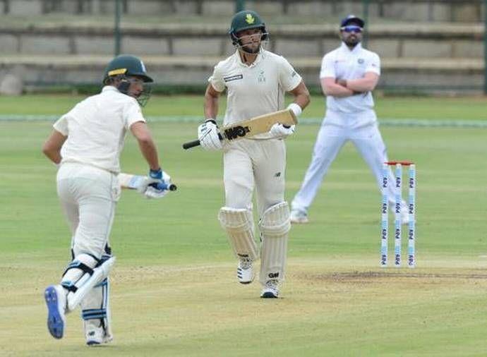 इंडिया ए vs साउथ अफ्रीका ए (फोटो: Sportstar)