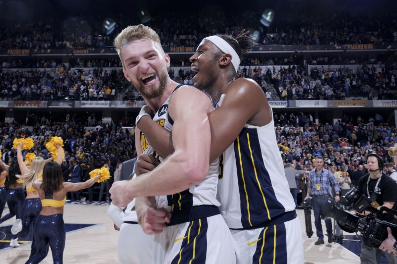 Indiana Pacers finished 5th in the Eastern Conference standings last season
