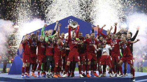2018-19 winners Liverpool