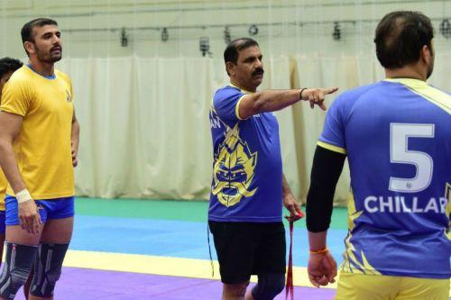 E. Bhaskaran steps down as the chief coach of Tamil Thalaivas