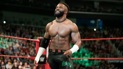 Cedric Alexander will challenge AJ Styles for the US Championship.