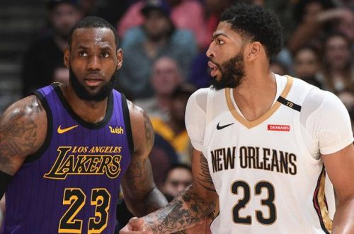 With the acquisition of Anthony Davis, the Lakers roster offers intrigue and versatility this upcoming season.