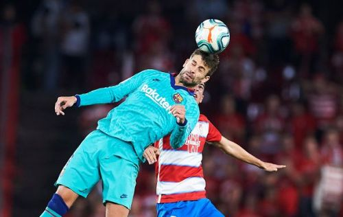 Gerard Pique must step up and lead the team from behind.