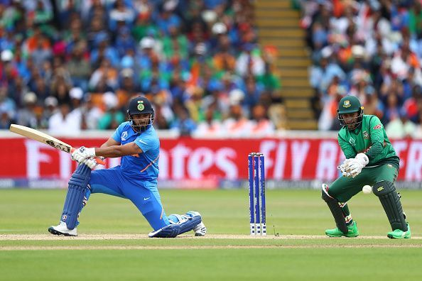 Bangladesh v India - ICC Cricket World Cup 2019