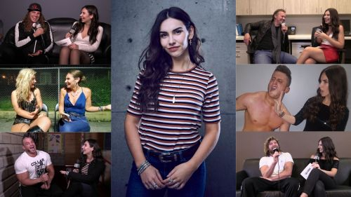We caught up with Alicia Atout