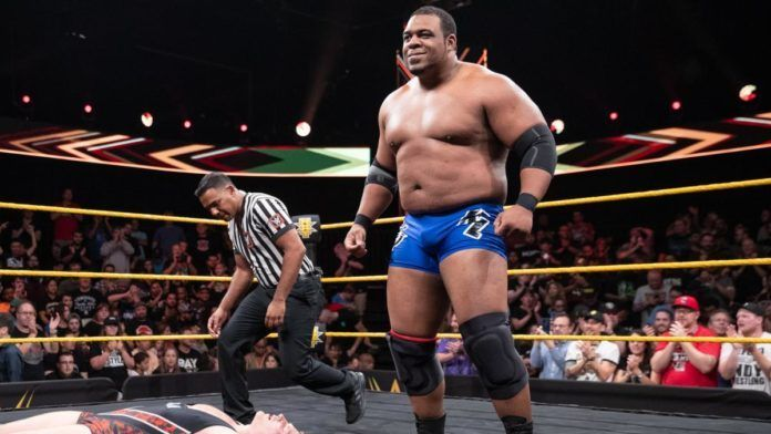Someone backstage was at fault for Keith Lee