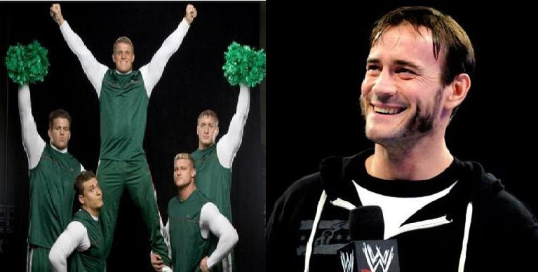 When CM Punk got an offer to join The Spirit Squad in OVW