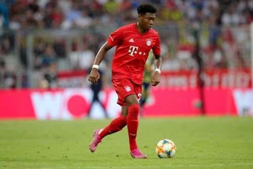 David Alaba closes in on game number 350!