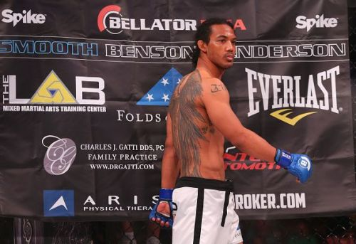 Benson Henderson is all set to take on Myles Jury at Bellator Europe 4 in Dublin, Ireland