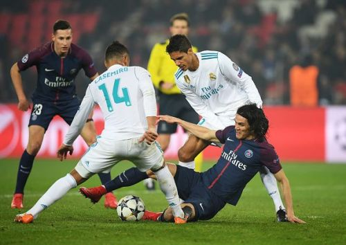 The last time Paris Saint-Germain faced Real Madrid competitively was in the 2017/18 season