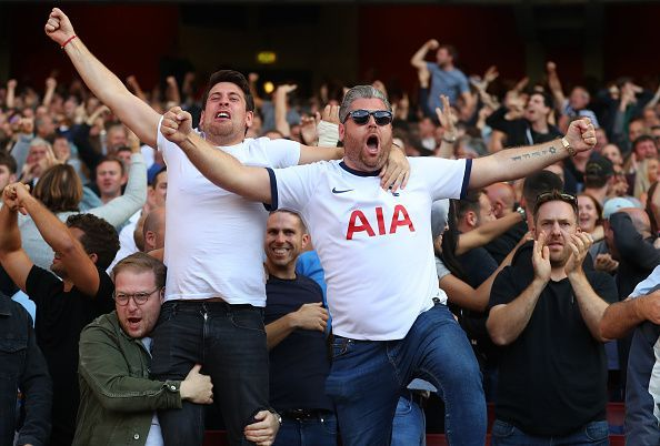 Tottenham Hotspur fans will expect another big run.