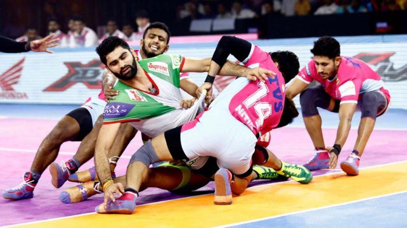 Can Jaipur halt UP's winning run?