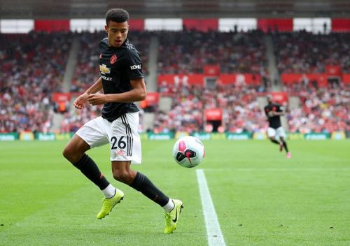 Mason Greenwood could be presented with a golden opportunity to shine tomorrow